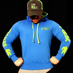 Felpa Turquoise Green