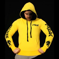 Felpa Yellow Black