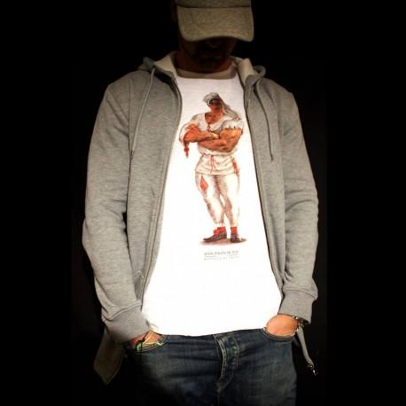 T-shirt Icon Italian Muscle - Pulcinella