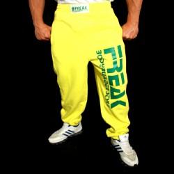 Pantaloni  felpati   Yellow Green