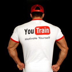 T-shirt  White You Train