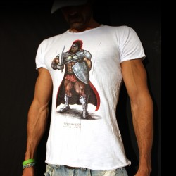 T-shirt Icon Italian Muscle - Pupo Siciliano