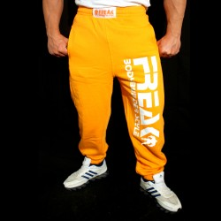 Pantaloni  felpati  Light Orange