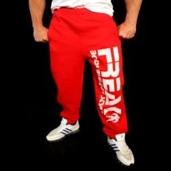 Pantaloni  felpati   Red