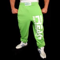 Pantaloni  felpati   Lime Green