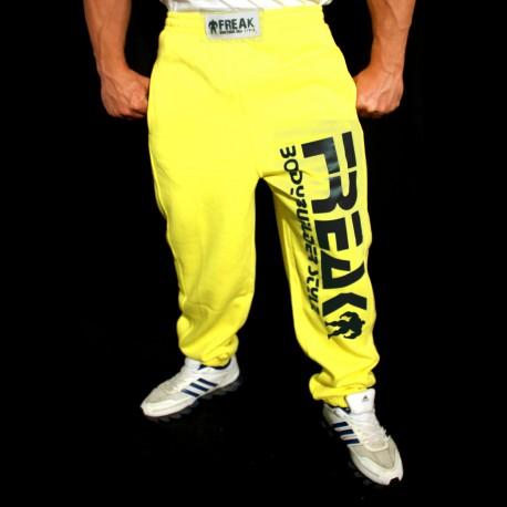 l'atteggiamento migliore 4bf86 2accc Pantaloni felpati Yellow Black