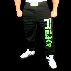 Pantaloni  felpati  Black Green