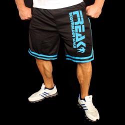 Shorts Black Turquoise